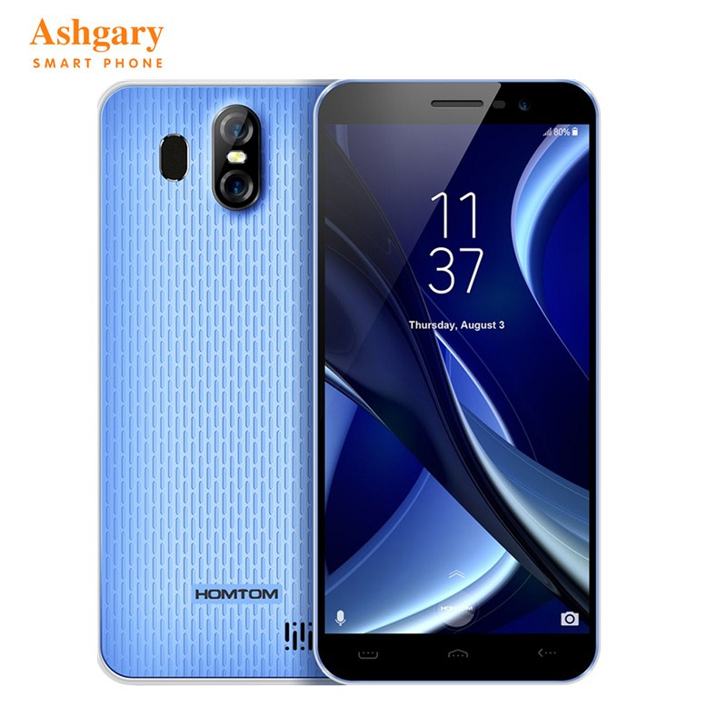 Originale HOMTOM S16 3G Smartphone 5.5 Android 7.0 MTK6580 Quad-Core da 1.3 GHz 2 GB di RAM 16 GB di ROM 13.0MP + 8.0MP 3000 mAh Del Telefono MobileOriginale HOMTOM S16 3G Smartphone 5.5 Android 7.0 MTK6580 Quad-Core da 1.3 GHz 2 GB di RAM 16 GB di ROM 13.0MP + 8.0MP 3000 mAh Del Telefono Mobile