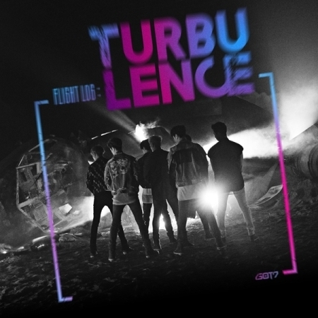 GOT7 2ND ALBUM FLIGHT LOG : TURBULENCE  Release Date 2016.09.28 KPOP