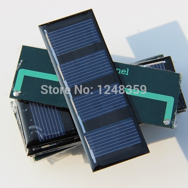Hot Solar Panels 2v 0 2w Mini Solar Cell For Small Power