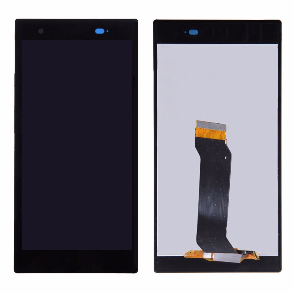 OEM LCD Touch Screen Digitizer Assembly For Sony Xperia Z1S L39T C6916 T Mobile