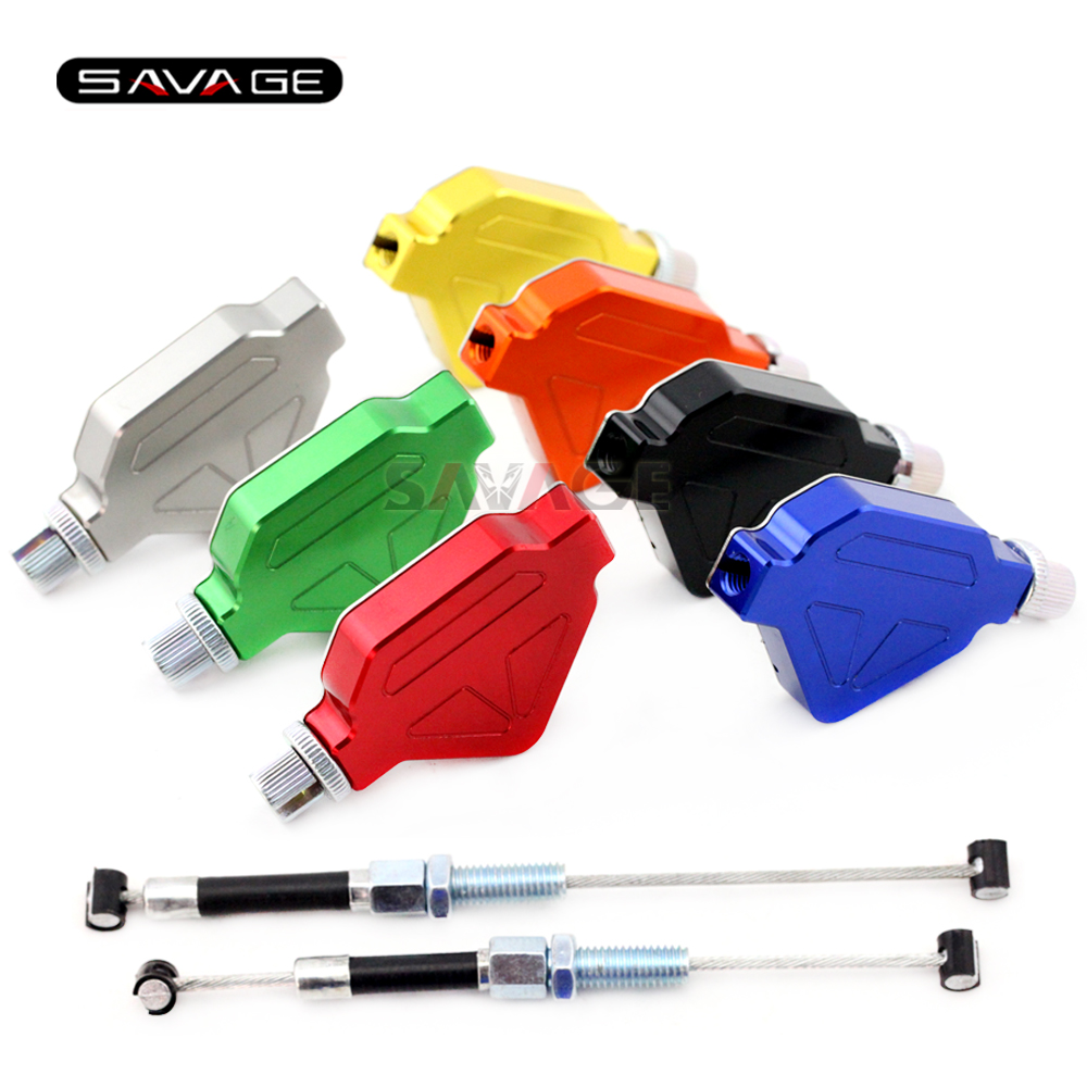 Clutch Lever Easy Pull Cable System For YAMAHA XJ 6 XJ6 Diversion F XT 660X/660R/660Z 660 X/R/Z XT660X XT660R XT660Z Motorcycle