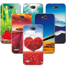 Case Cover For LG X Power 2 5.5 inch Scenery Phone Cases For LG X Power2 M320 M320N Soft Silicone Coque Funda For LG X Power 2