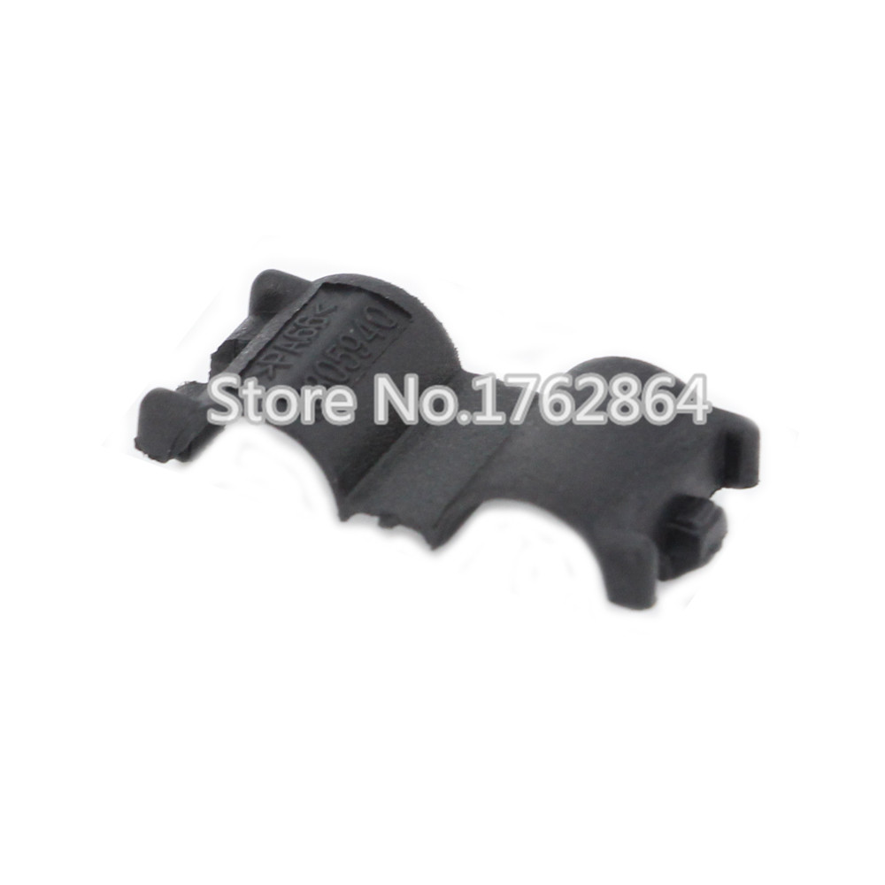 hight resolution of 10pcs lot ad10 corrugated pipe card buckle open tube harness casing tube head buckle automotive wiring harness bellows