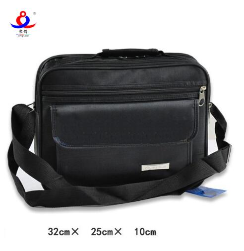 New fashion Men Shoulder Bags Handbag Messenger Bags Crossbody Casual Belt bag Men's Travel package 3 type Solid color black