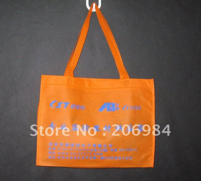 Custom Made Printed Cheap Promotional Non Woven Bag