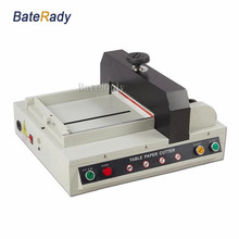 330 BateRady Electric paper sheet cutter, photo and book paper cutting machine,desktop paper book cutting machine