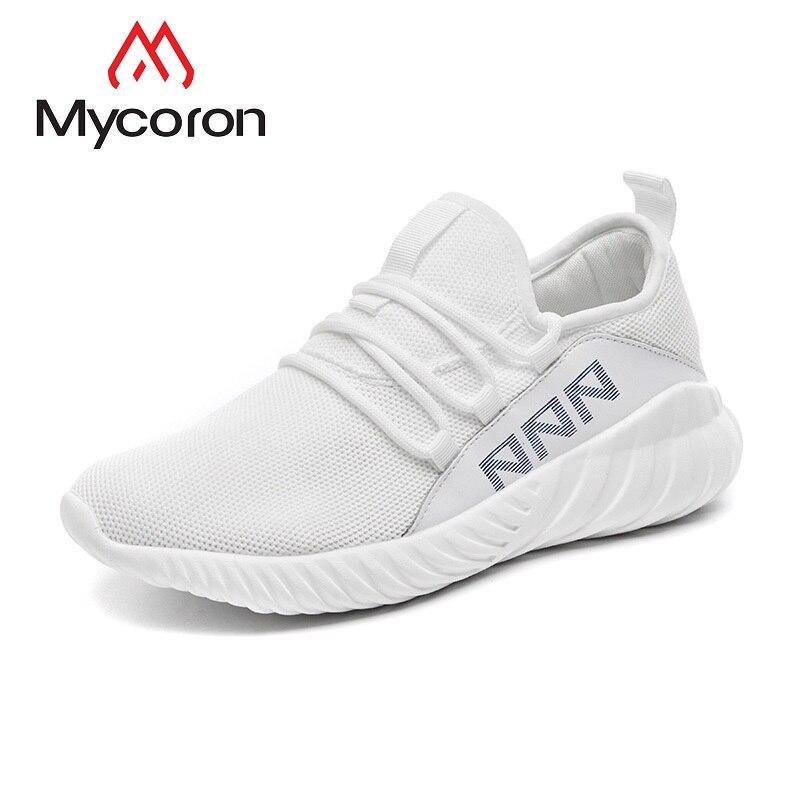 Femmes Luxe Sneakers Nouveautés Respirant Zapatos blanc Chaussures Mode Casual 2018 Mujer De Mycoron Bottes Femme Noir wxqYUPRUT