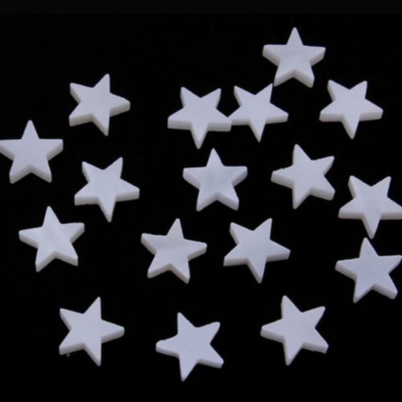 Guitar Parts & Accessories Stringed Instruments 10pcs White Mother Of Pearl Shell Dot Fret Inlay Maker For Guitar Fingerboard Goods Of Every Description Are Available