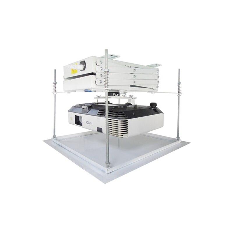 70CM support de projecteur motorisé électrique ascenseur ciseaux projecteur plafond montage projecteur ascenseur avec télécommande sans fil 110 v/220 v - 3