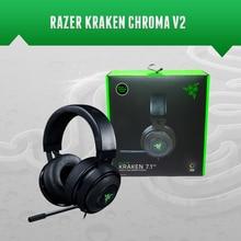 Razer Kraken TE, Kraken 7.1 V2 Gaming Headset, EXPERIENCE 7.1 SURROUND SOUND, Razer Synapse, Fast & Free Shipping.