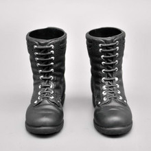 1/6 Scale Soviet Union Russia Shoes Boots Model for 12inch Figures  War in Afghanistan Specia Force Accessories