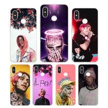 Silicone Phone Case XxxTentacion Lil Bo Peep Printing for Xiaomi Mi 6 8 9 SE A1 5X A2 6X Mix 3 Play F1 Pro Lite Cover