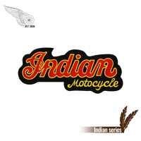 Ecusson Indiano Biker Moto Toppe e Stemmi Gilet applique Chopper Giacca Ricamato Patch per Abbigliamento Biker Distintivo Della Maglia di Ferro Su
