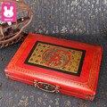XXXG махогани размер путешествия Портативный Мини рука руб маджонг Маджонг игра-головоломка подарок