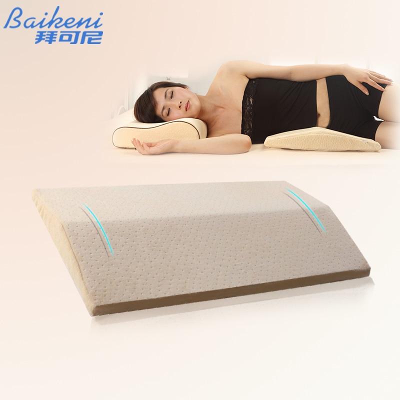 pregnant woman memory foam lumbar pillow for health pregnant waist memory pillow back cushion lumbar pad