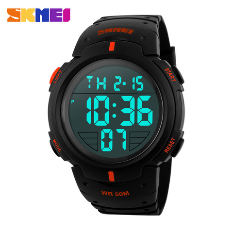 Fashion Men Sports Watches Clock Male LED Military Watch Waterproof Outdoor Dress Wristwatches Men Electronics Wristwatches Islamabad