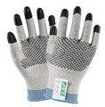 Вырезать устойчивостью Перчатки самооборона Инструмент Строительные Рабочие Нитриловые Перчатки WU0301