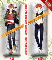 Free Shipping Anime Dakimakura hugging pillow case Mystic Messenger
