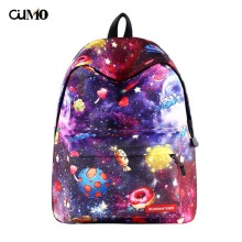 Ou Mo brand Planetfeminina backpack High capacity Boys/Girls child Schoolbag computer anti theft Women outdoor Bag man