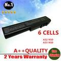 6 células bateria do portátil para asus N50 N51 N50VC N51A N51S n51v, A32-n50 A33-N50 90-NQY1B1000Y