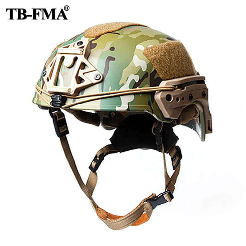 TB FMA Military Exfil Lite Ballistic Helmet High Strength Impact Resistance For Tactical Airsoft Hunting Helmets