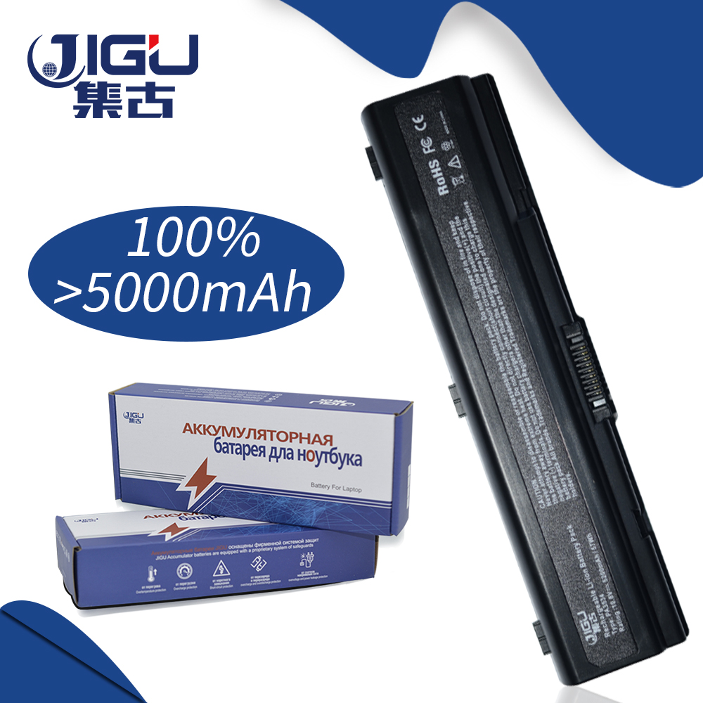 JIGU Laptop Battery For <font><b>Toshiba</b></font> PA3534U-1BAS PA3534U-1BRS Satellite A200 A205 A210 A215 A300 L300 L450D <font><b>L500</b></font> L505 L555 image