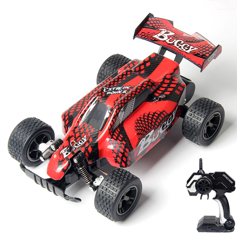 WLtoys RC Car 1:18 High Speed Remote Control Buggy Frequency 2.4G Ready-to-go RC Shock Resistant Racing Car Toy For Boys