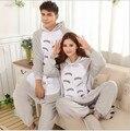 Mulheres Homens Adulto Bonito Lã Quente Totoro Onesies Animais Pijamas Pijamas Pijama Pijamas Casais Pijamas Onesie Totoro Onesie