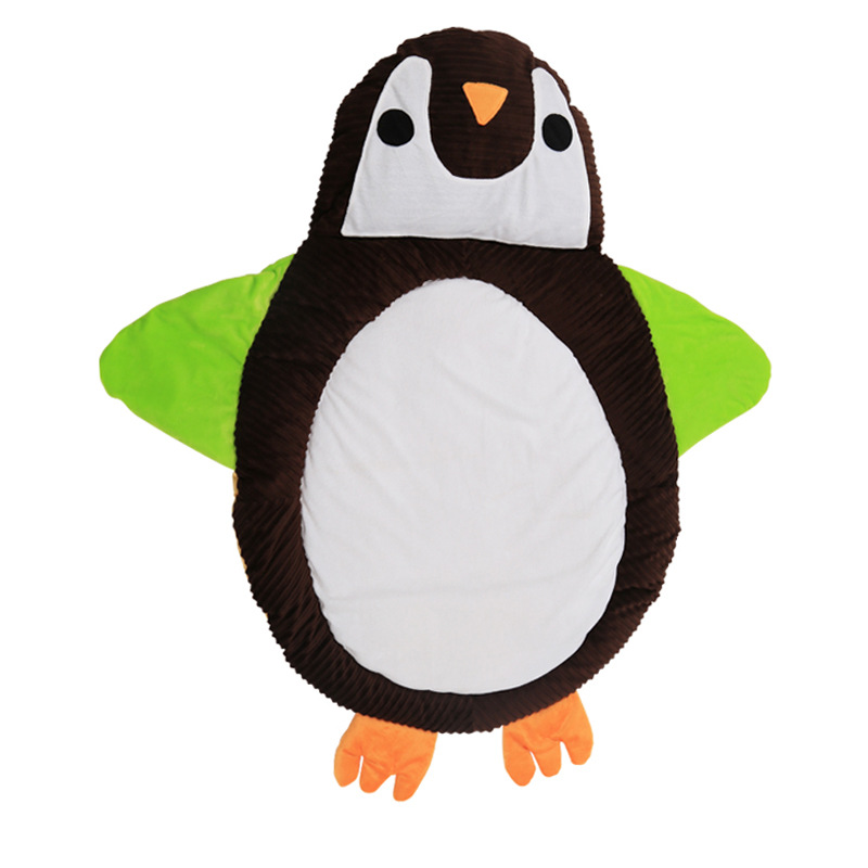 New Penguin Owl Play Mat Baby Fitness Climbing Mat Baby Intelligence Toy
