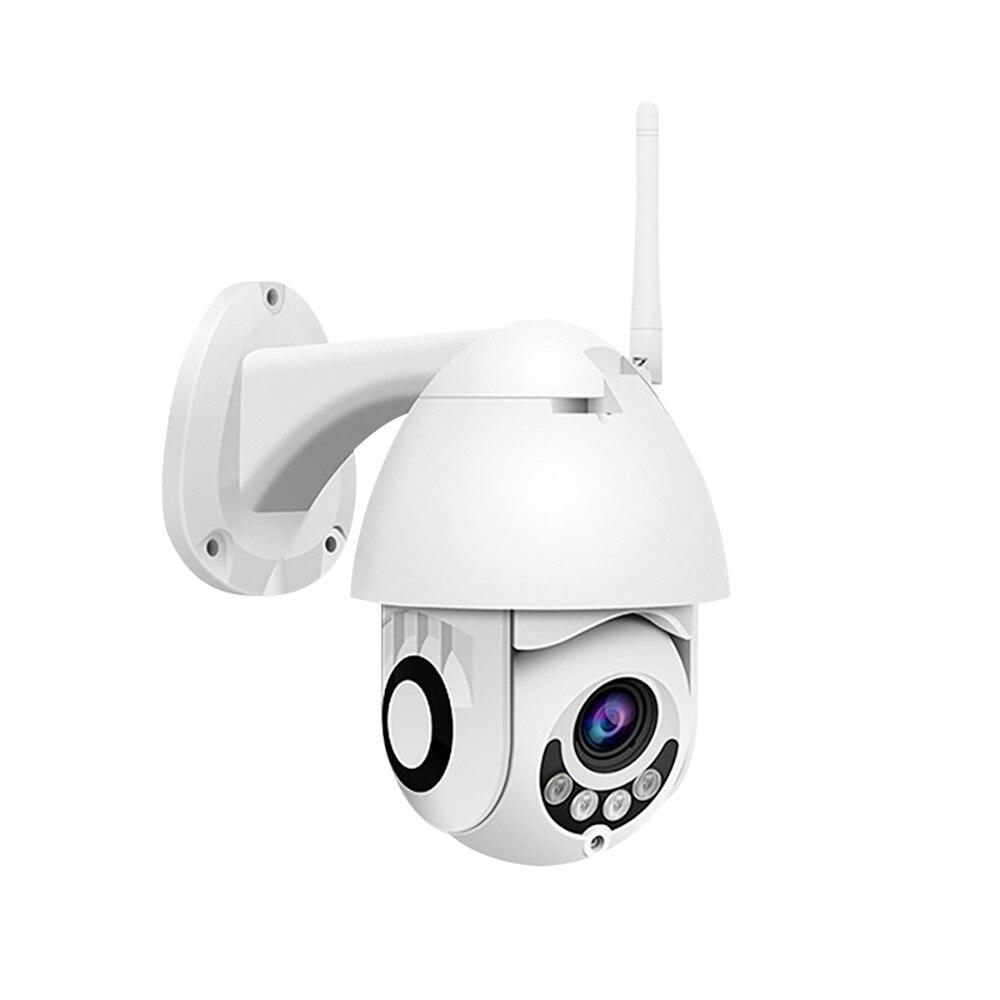 Wifi IP Camera 1080P 2MP Speed Dome Outdoor Wifi Wireless Pan Tilt 2 Way Audio Support SD Card IR Vision IP Video SurveillanceWifi IP Camera 1080P 2MP Speed Dome Outdoor Wifi Wireless Pan Tilt 2 Way Audio Support SD Card IR Vision IP Video Surveillance