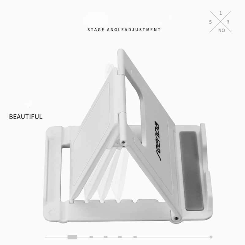 SEENDA Mobile Phone Holder Stand for iPhone 8 X 7 Foldable Phone Stand for Samsung Xiaomi Tablet Holder Cell Phone Desk Holder