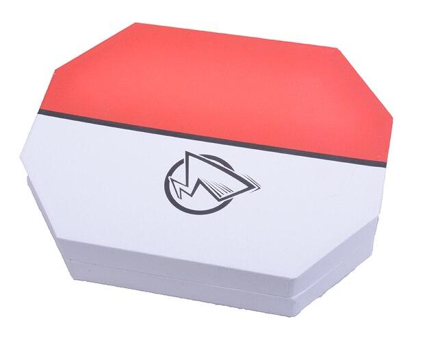 Набор аниме брошек Покебол Покемон Го 5