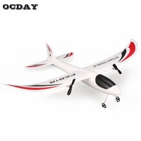 FX FX 818 2.4G 2CH Remote Control Glider 475mm Wingspan EPP RC Fixed Wing Airplane Aircraft Drone for Kid Gift RTF hi
