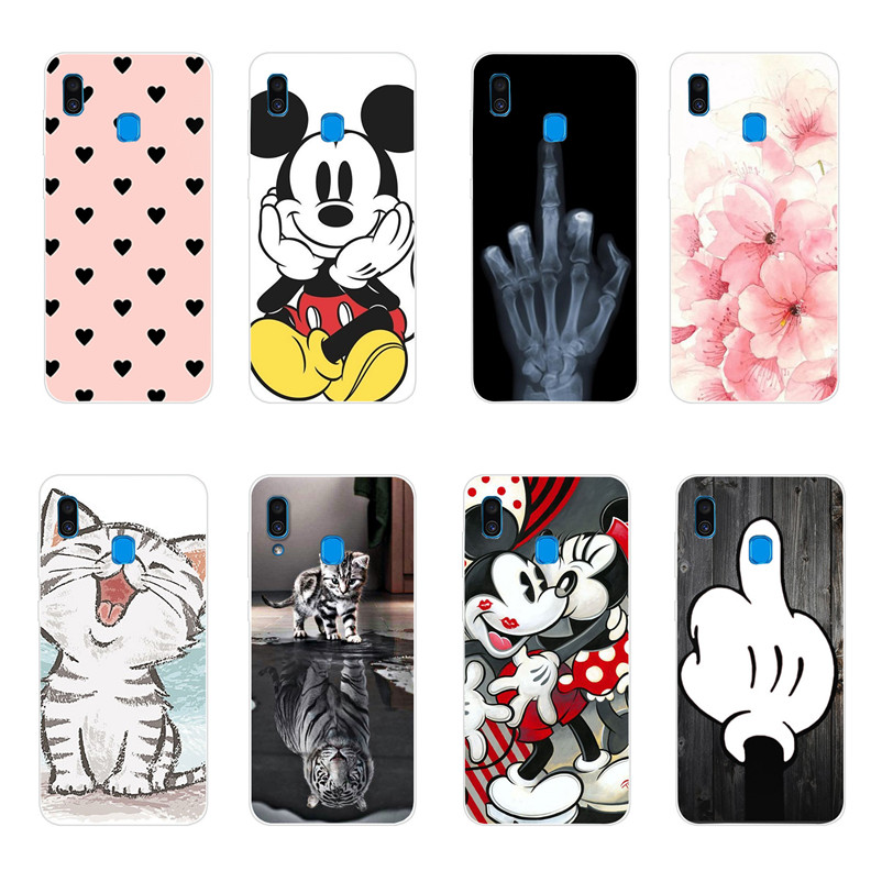 For <font><b>Samsung</b></font> A10 <font><b>Case</b></font> Cover on for <font><b>Samsung</b></font> <font><b>Galaxy</b></font> A50 A30 A20 A50S A30S A10S <font><b>A40</b></font> A70 A70S <font><b>Phone</b></font> <font><b>Cases</b></font> Fundas Coque Soft Silicone image