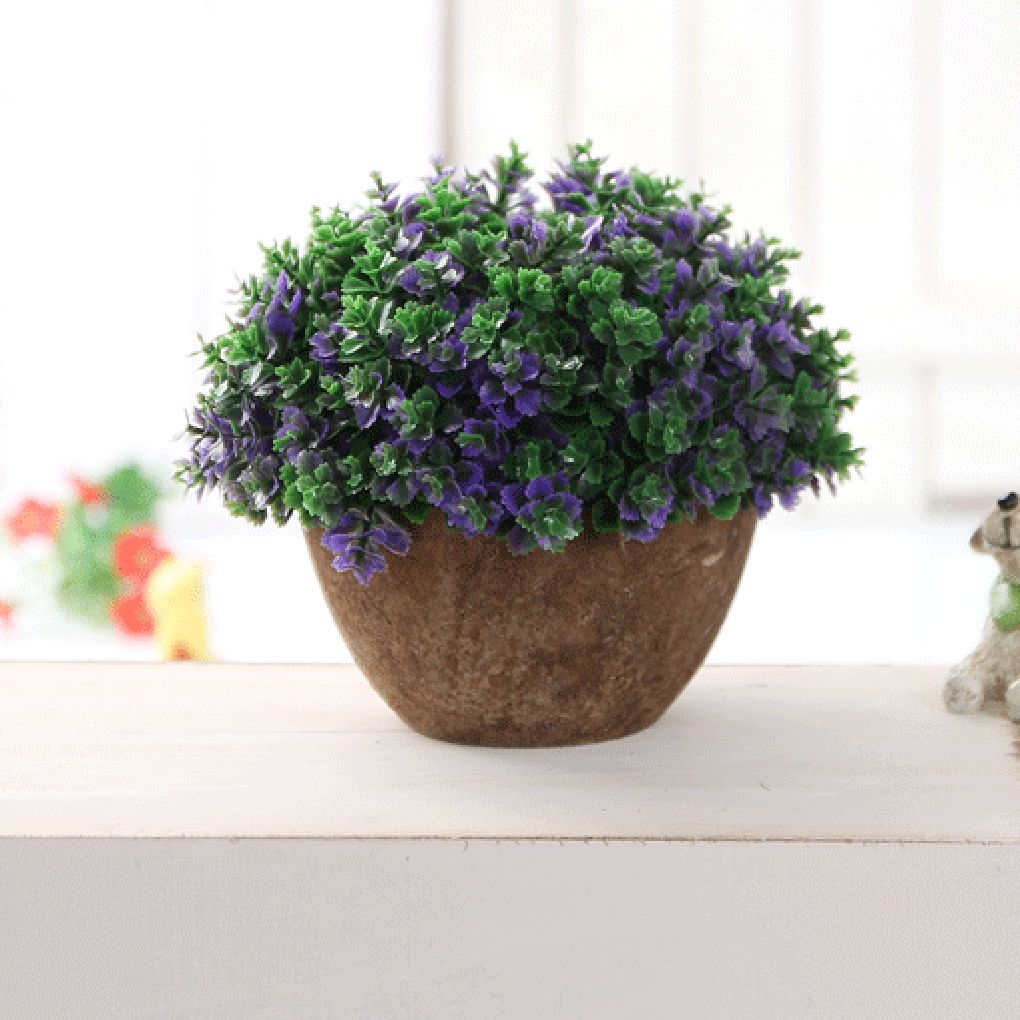 Wedding Decoration Artificial Bonsai Artificial Flower Home Tea Table Ornament
