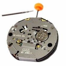 MIYOTA JS20 кварцевый часовой механизм с днем на 3 позиции MO1057A