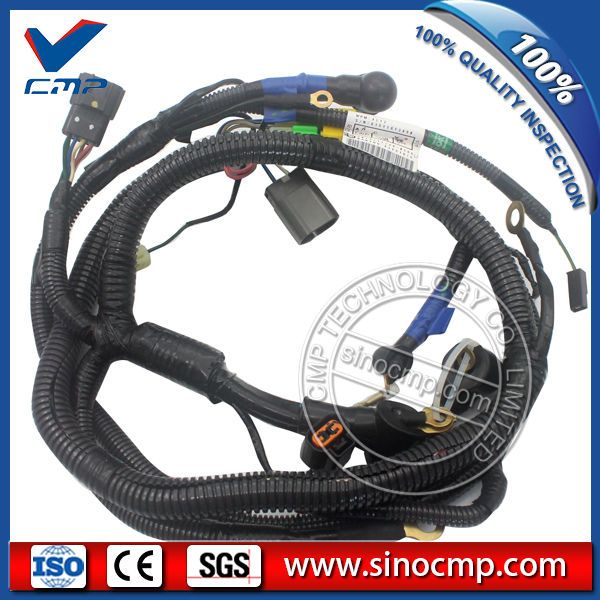 compare prices on engine wiring harnesses online shopping buy low sk200 6 6d34 engine wiring harness yn16e01016p1 yn16e01016p2 for kobelco excavator mainland