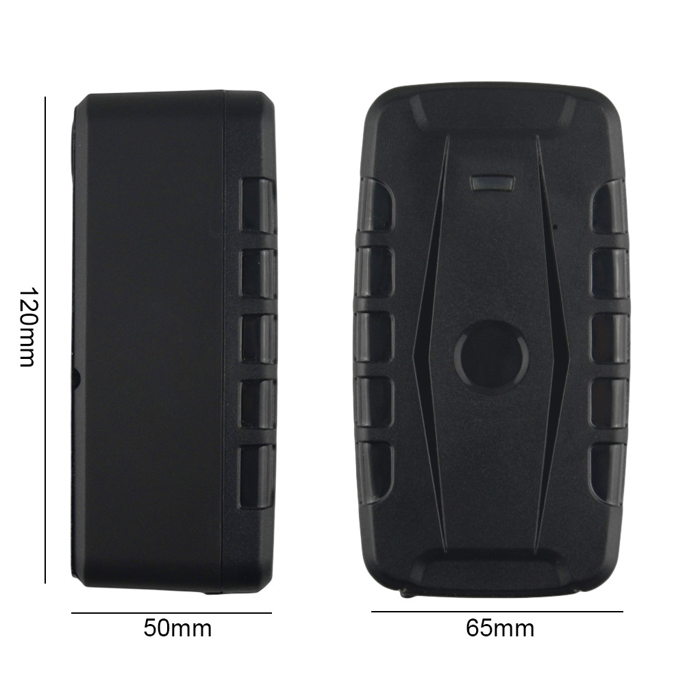 GPS tracker LK209C GSM Locator GPS Tracking System for truck Auto Vehicle Waterproof Strong Magnet Tracker Car tracker no box-in GPS Trackers from Automobiles & Motorcycles    2