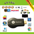Anycast m2 iii plus google chromecast ezcast miracast hdmi 1080 p tv stick wifi pantalla del receptor dongle para ios andriod