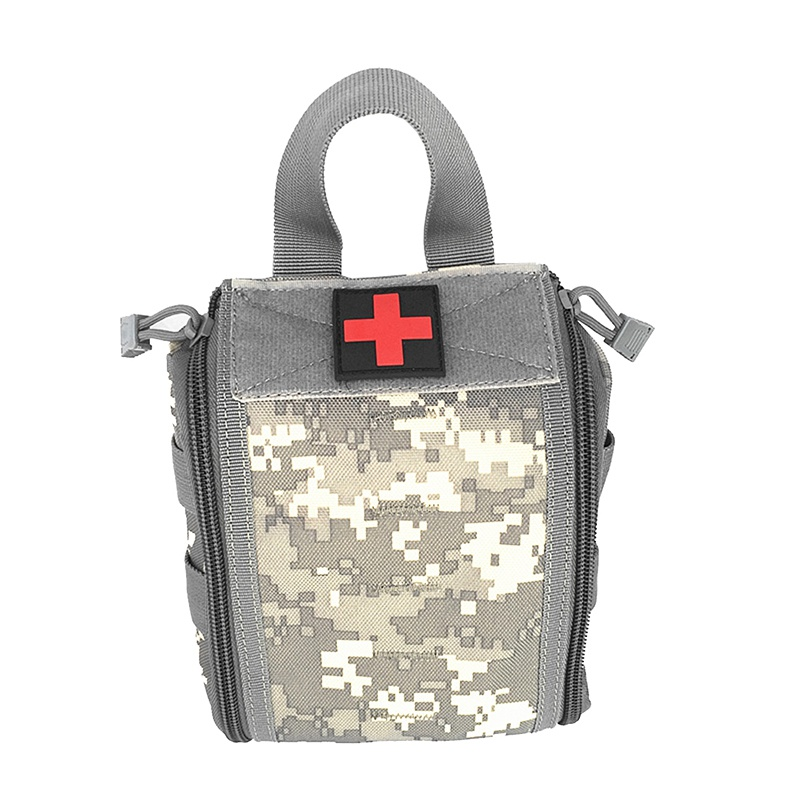New Tactical Molle EDC Hunting Utility Belt Bag Medical Kit Pouch Emergency Survival Gear Bag First Aid Kit Pouch Tool