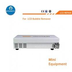 PHONEFIX wysokociśnieniowy Auto 7 Cal LCD autoklaw Bubble usuń maszynę usuń bańkę ekranu OCA na telefon naprawa ekranów LCD w Zestawy elektronarzędzi od Narzędzia na
