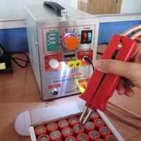 1.9kw SUNKKO LED Pulse Battery Spot Welder 709A Soldering Iron Station Spot Welding Machine 18650 16430 14500 battery 220V/110V
