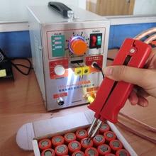 1.9kw SUNKKO LED impuls zgrzewarka punktowa do baterii 709A stacja lutownicza maszyna do zgrzewania punktowego 18650 16430 14500 baterii 220V/110V
