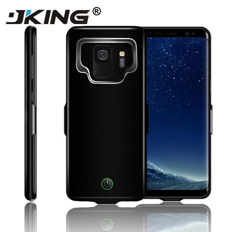 New 7000mAh Powerbank Carregador de Bateria Case Para Samsung Galaxy Note 8 9 S8 A8 S9 Plus Plus 2018 Externo banco Do Poder de Backup Caso