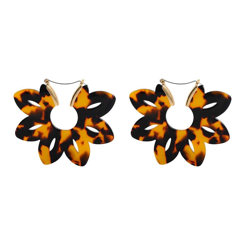 8836115a41e8c resin earrings, acrylic earrings, hoops, cheetah prints, tortoise shell  earrings, leopard print hoop earrings