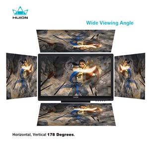 Image 2 - Huion kamvas GT 191 19.5 インチの ips ディスプレイ 8192 レベルインタラクティブデジタルグラフィック描画モニターとギフト