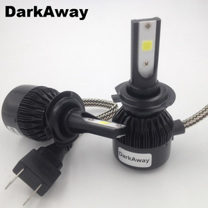 DarkAway Best Car LED Headlights H7 H11