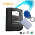 Biometric promixity ID card access control time attendance alarm function door access controller SC203