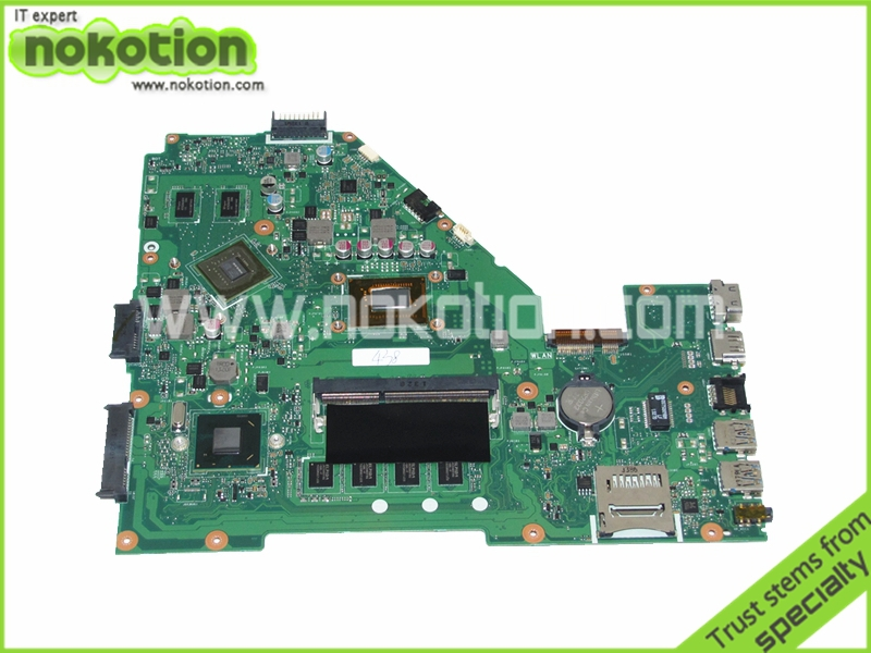 For ASUS X550CL motherboard Intel I3-3217U CPU onboard DDR3 With NVDIA Graphics PN 60NB03W0-MB1221 69N0QJM12A10 SR0N9