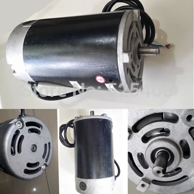 Dc motor 220V 450w for milling machine lathe
